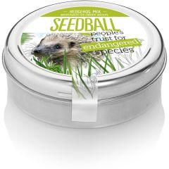Hedgehog Mix - Wildflower Tin