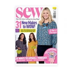 Sew December Issue 144