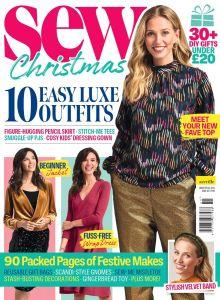 Sew Xmas 21 Cover