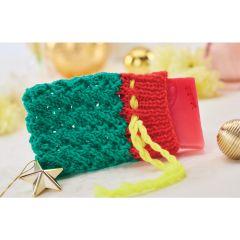 Soap Star Knitting Pattern