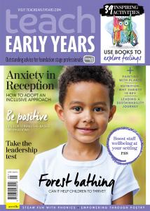 Teach Early Years subscription