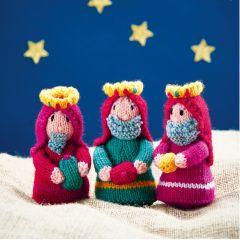 Three Kings Knitting Pattern