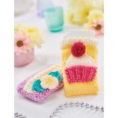 Tissue Pouch Knitting Pattern