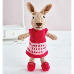 Betty the Bunny Pattern