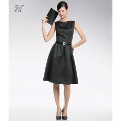 Little Black Dress Sew Kit