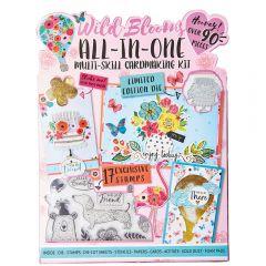 Wild Blooms Card Kit