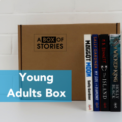 Young Adults Box Of 4 Surprise Books