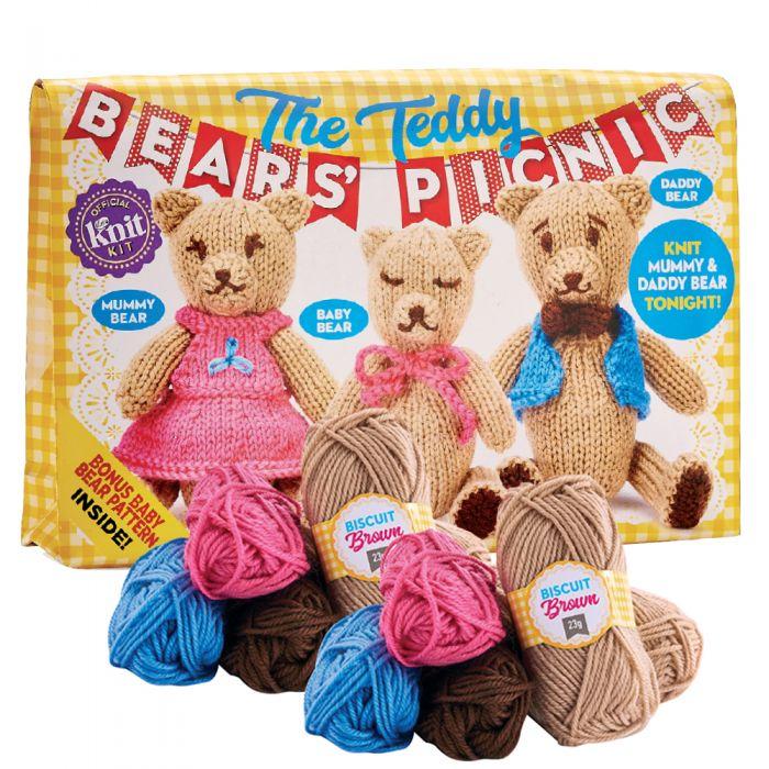 Crochet Bear Kit #DIYbear #amigurumibearkit #teddybear ... | 700x700