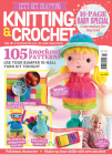 Let's Get Crafting Issue 132 Front Cover