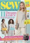 Sew Magazine September 2021 Cover