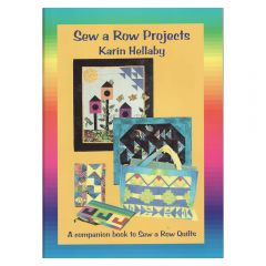 'Sew a row of projects' Book