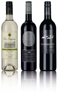 Classic Wine Trio (Red,Red,White)