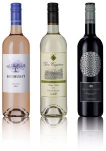 Classic Wine Trio (Red,White,Rose)