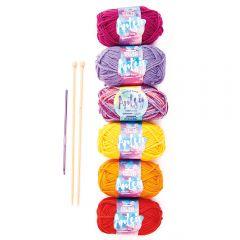 132g Artsy Yarn Kit