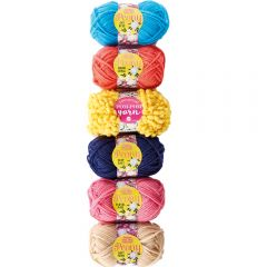 132g Peony Yarn Kit