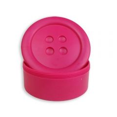 Button Box- Pink
