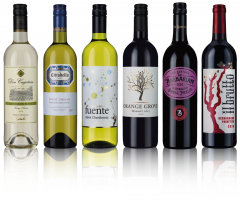 Classic Wine Mixed Selection (6 bottles)