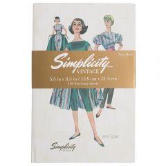 Vintage Notebook- Fashion