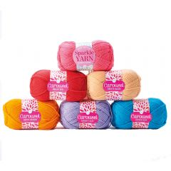600g Carousel Yarn Kit