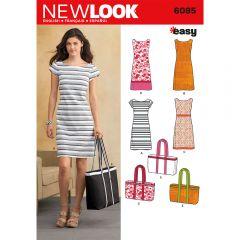Summer Dress & Tote Bag Sewing Pattern