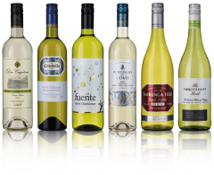 Classic Wine White Selection (6 bottles)