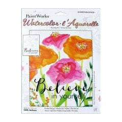 Flower Watercolour Set