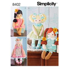 23inch Dolls Sewing Pattern
