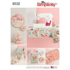Sewing Room Accessories Sewing Pattern