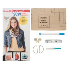 Fashion Accessories Sew Project