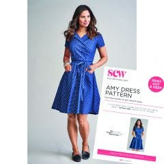 FREE Amy Dress Sewing Pattern