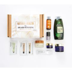 Award-Winning Natural Beauty Box - WORTH £180!