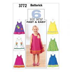 Summer Dress Sewing Pattern