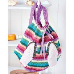 Beach Bag Knitting Pattern