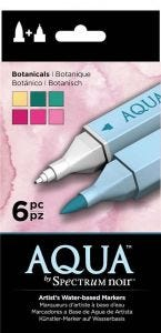 Aqua by Spectrum Noir (6PC)  – Botanicals