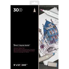 Spectrum Noir 9x12 Premium Marker Paper Pad