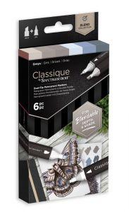 Spectrum Noir Classique (6PC) - Greys