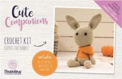 Cute Companions -  Rupert the Rabbit Crochet Kit