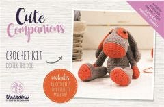 Cute Companions -  Dexter the Dog Crochet Kit