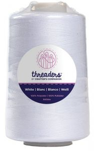 Threaders - Overlocking Thread - White
