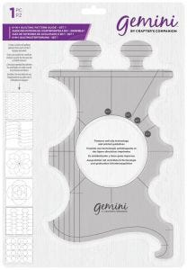Gemini - 6-in-1 Quilting Pattern Guide - Set 1