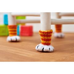 Chair Paws Knitting Pattern