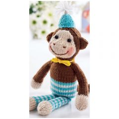 Chester the Monkey Pattern