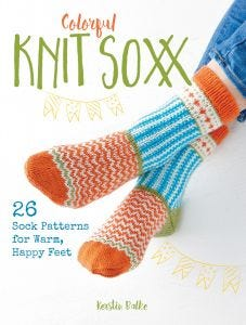 Colorful Knit Soxx
