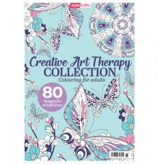 Creative Art Therapy Bookazine