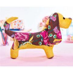 FREE Cuddly Dog Sewing Pattern