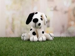 Amigurumi Dakota the Dalmatian Deradog Crochet Kit and Pattern
