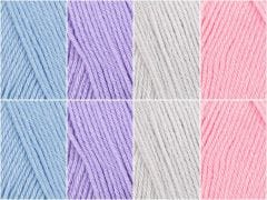 Unicorn Colour Pack in Dreamers Studio Baby Soft DK