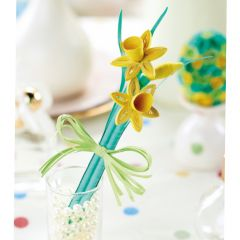 Quilled Daffodil Bunch