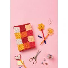 Desk Set Knitting Pattern