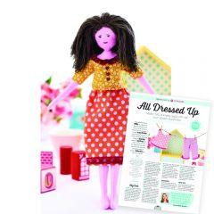 FREE Handmade Doll Project